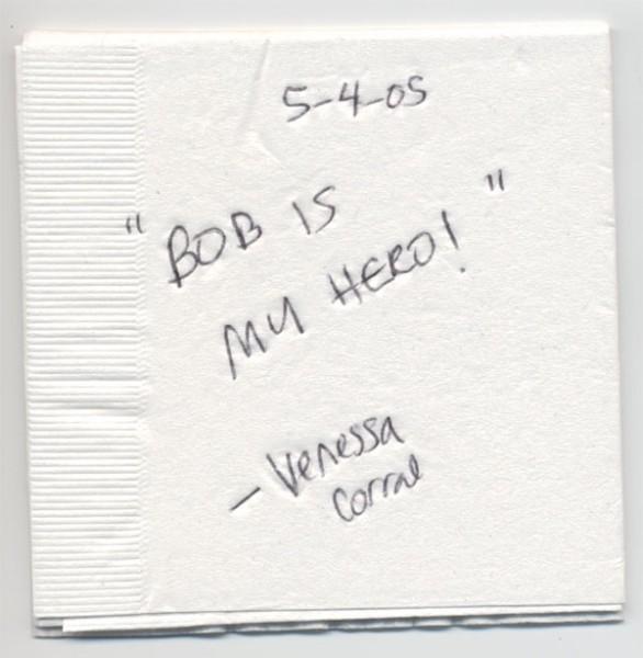 Bob is My Hero!