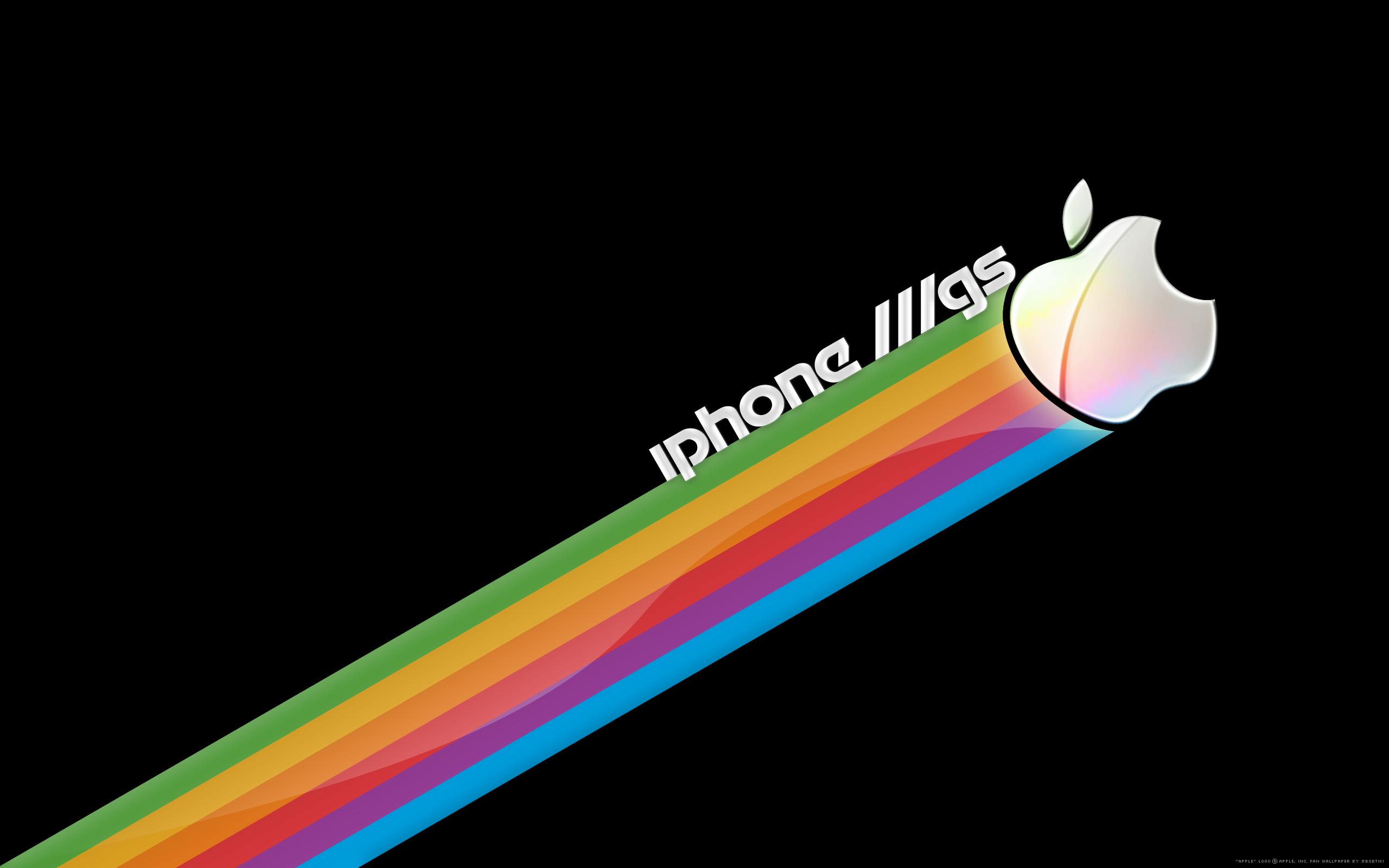 iPhone ///gs Desktop Modern (2560x1600)