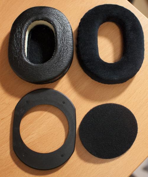Replacing Beyerdynamic pads on Sony MDR-7506