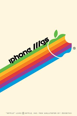 iPhone ///gs Retro (320x480)